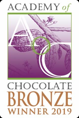 Čokoláda Lidka získala bronzovou medaili na Academy of Chocolate v Londýmě!!!