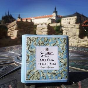 Máj - čokolády čas