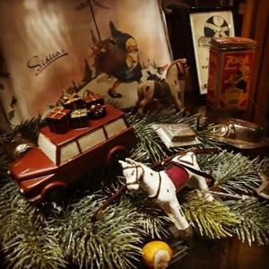 Covidové Vánoce